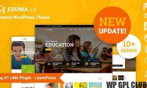 Eduma v.4.2.8.8 – Education WordPress Theme