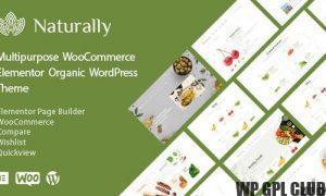 Naturally v1.0.4 – Organic Food & Market WooCommerce Theme