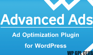Advanced Ads Pro v2.8 (Included Free Plugin)