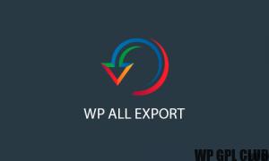 WP All Export Pro v1.5.11