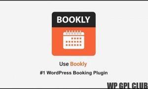 Bookly Pro v18.5 - Addons Included