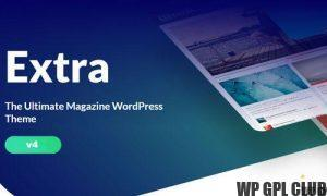Extra v4.6.5 - Premium WordPress Theme