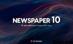 Newspaper v10.3.7 - WordPress News Theme