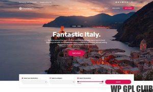 Cssigniter – Cousteau Pro WordPress Theme 1.3