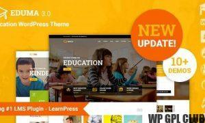 Eduma v.4.2.9.6 – Education WordPress Theme
