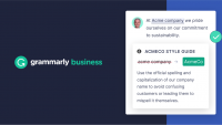 Grammarly Business Account at cheap price